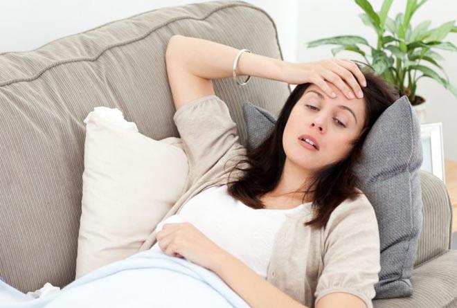 Озноб и давление при беременности