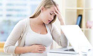 Диарея на 34 неделе беременности — страхи или реальные риски