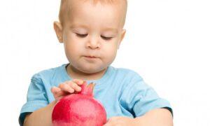 Как готовить и принимать детям гранатовые корки от поноса?