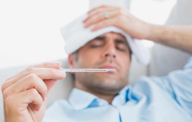 Жидкий стул и диарея и температура 37-38 у взрослого и ребенка