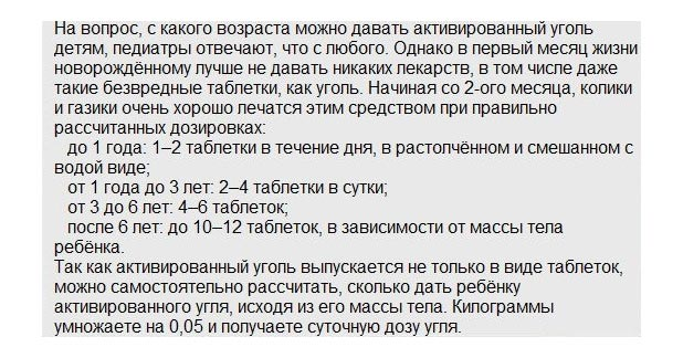 дозировка на кг веса