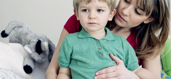 понос у детей лечение в домашних условиях
