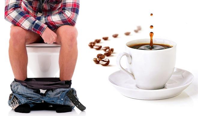 Понос от кофе